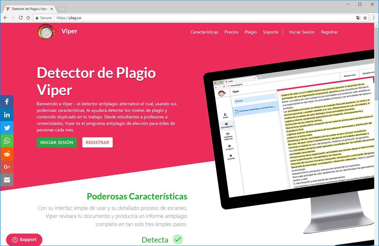 Detectando el Plagio Online con Viper